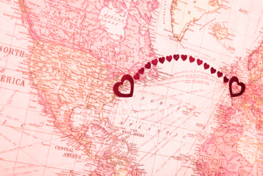 Can a Long Distance Relationship Overseas Survive? Yes!